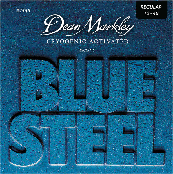 Dean Markley DM 2556 A REG 7str Blue Steel