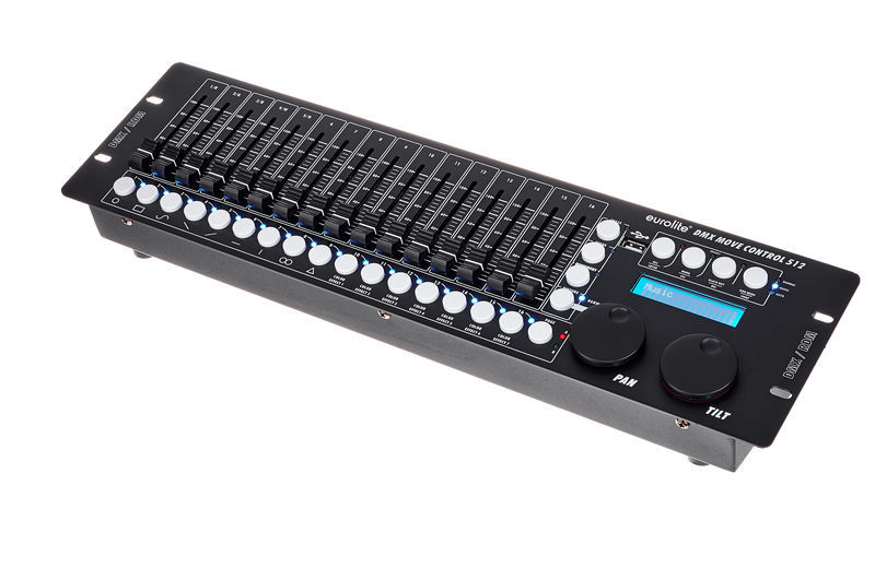 DMX Move Control 512 Eurolite