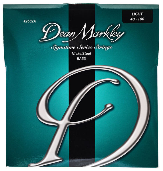 Dean Markley Nickel Steel Light Bass 40-100