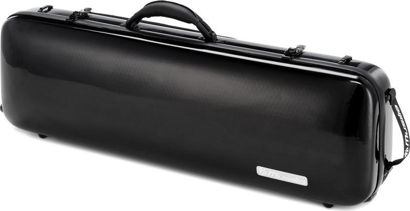 Musilia P1 Violin Case SBLK/STD