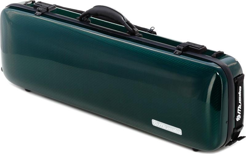 Musilia P2 Violin Case TGRN/STD