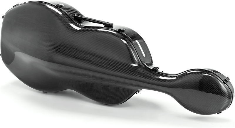 Musilia S2 Cello Case TBLK/BLK