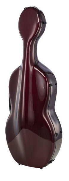 Musilia S3 Cello Case TRED/BLK