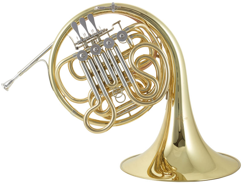 Thomann HR- 810 Bb-/ F- Horn
