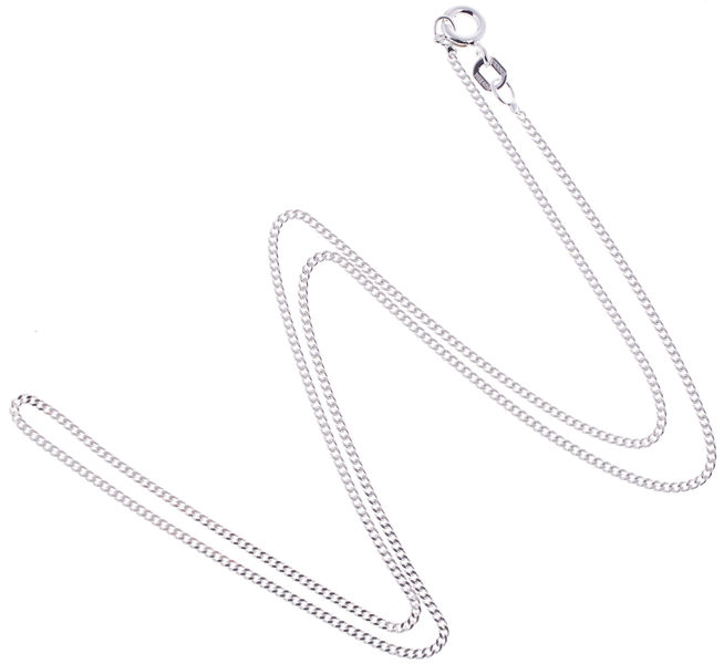Rockys Curb Necklace