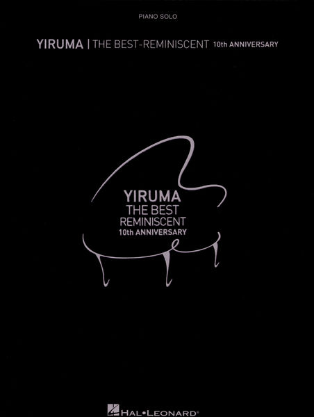 Hal Leonard Yiruma The Best Reminiscent