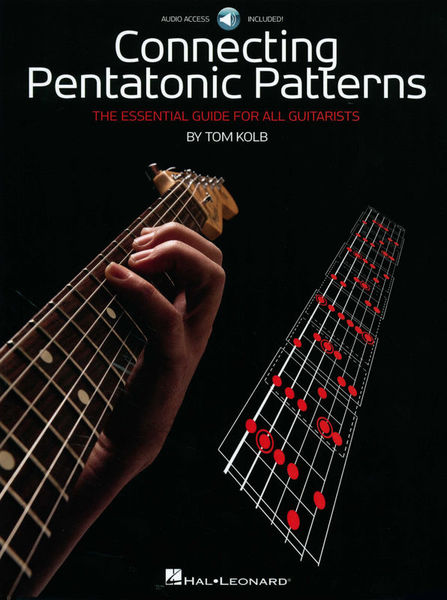 Connecting Pentatonic Patterns Hal Leonard