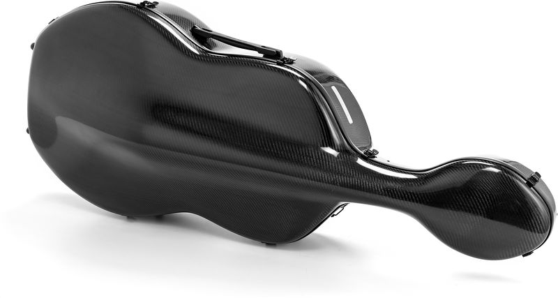 Musilia M6 Cello Case TBLK/BLK