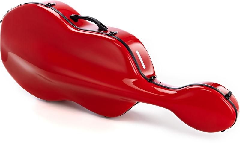 Musilia M6 Cello Case RD/BK