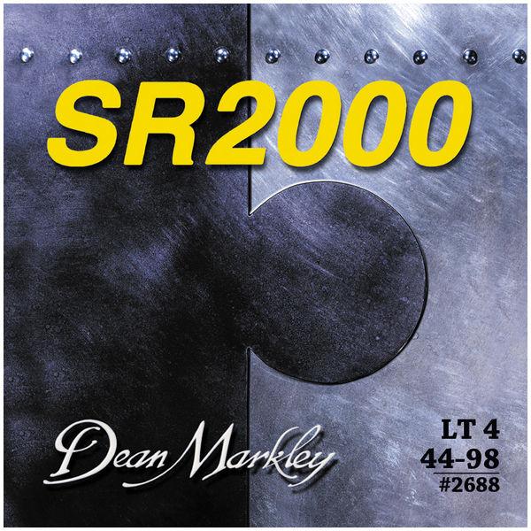 Dean Markley DM 2688 Light/4 SR 2000 Bass