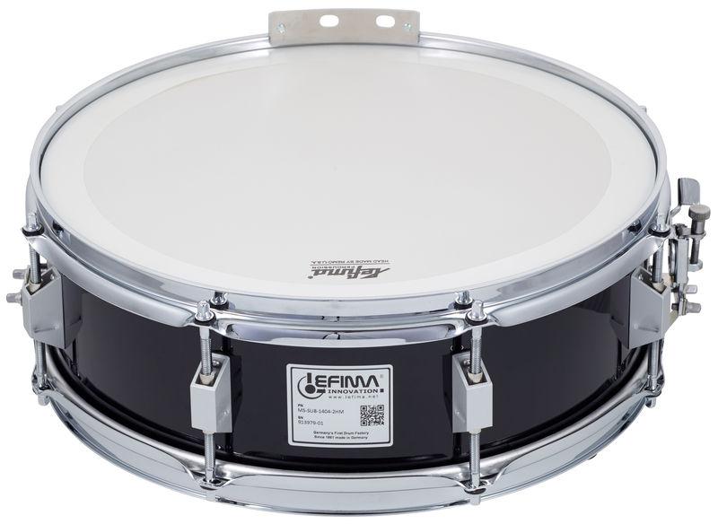 "Lefima SU8-1404-H 14""x4,5"" Snare Drum"