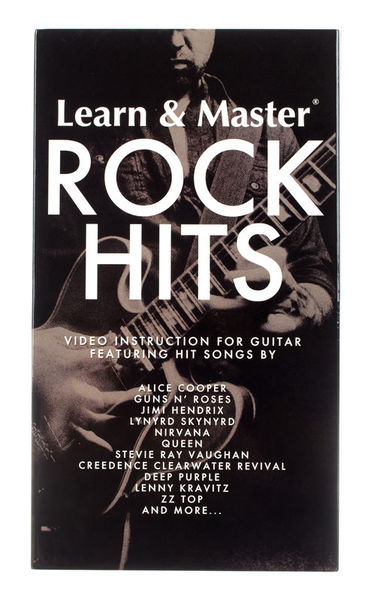 Hal Leonard Learn & Master Rock Hits