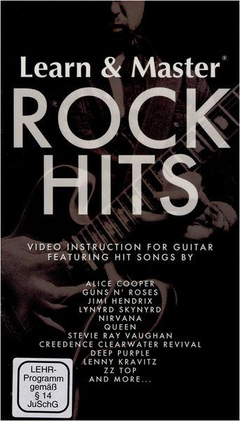 Hal Leonard Learn & Master Rock Hits