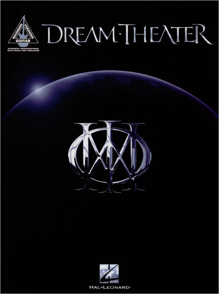 Hal Leonard Dream Theater: Guitar Recorded