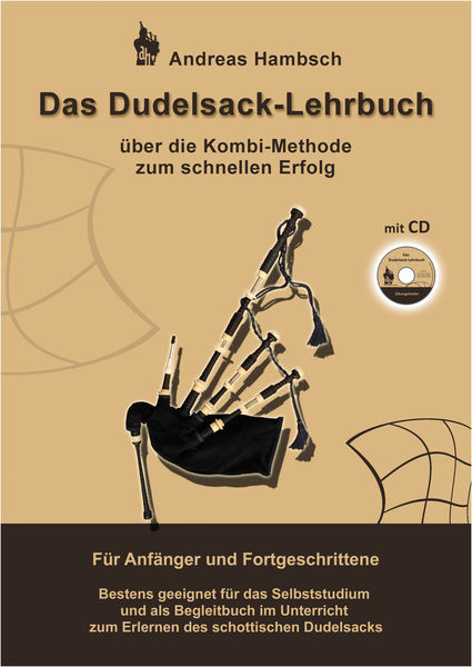 Andreas Hambsch Dudelsack Lehrbuch mit CD