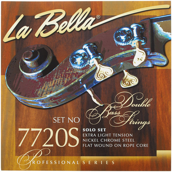 La Bella 7720S Solo Extra Light