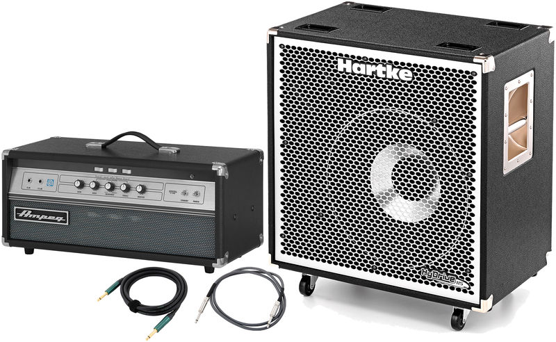 Ampeg V-4B Bass Head Bundle