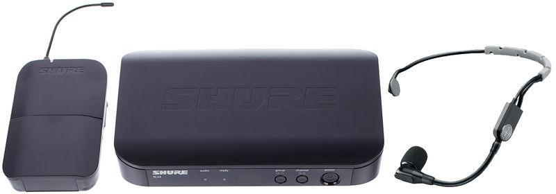 Shure BLX14/SM35 S8