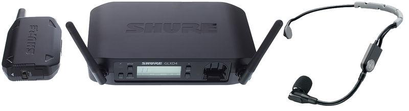 Shure GLXD14/SM35