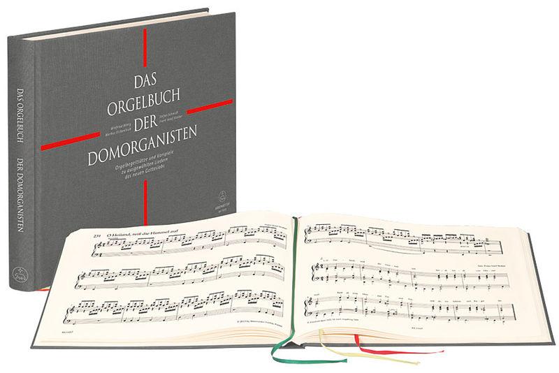 Bärenreiter Orgelbuch Der Domorganisten