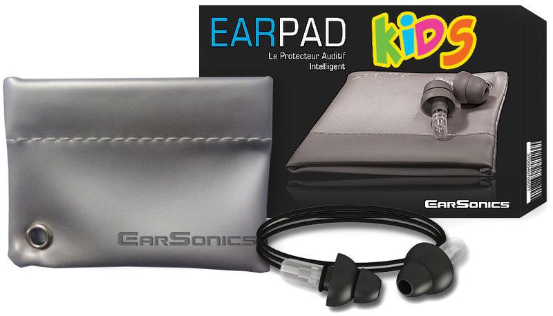 Earsonics Ear Pad Kids