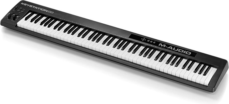 M audio 88 note keystation keyboard