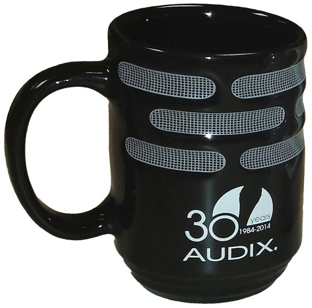 Audix Mug Black D6