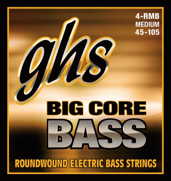 GHS Big Core Medium Bass 045/105
