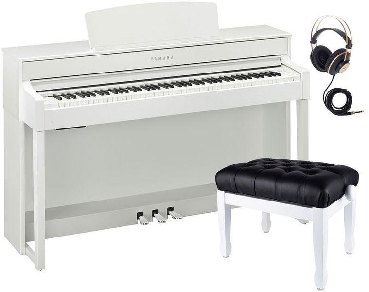 Yamaha CLP-545 WH Set