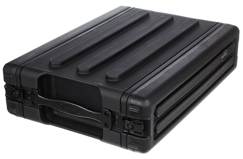 Roto-Molded 2U Shallow Rack SKB