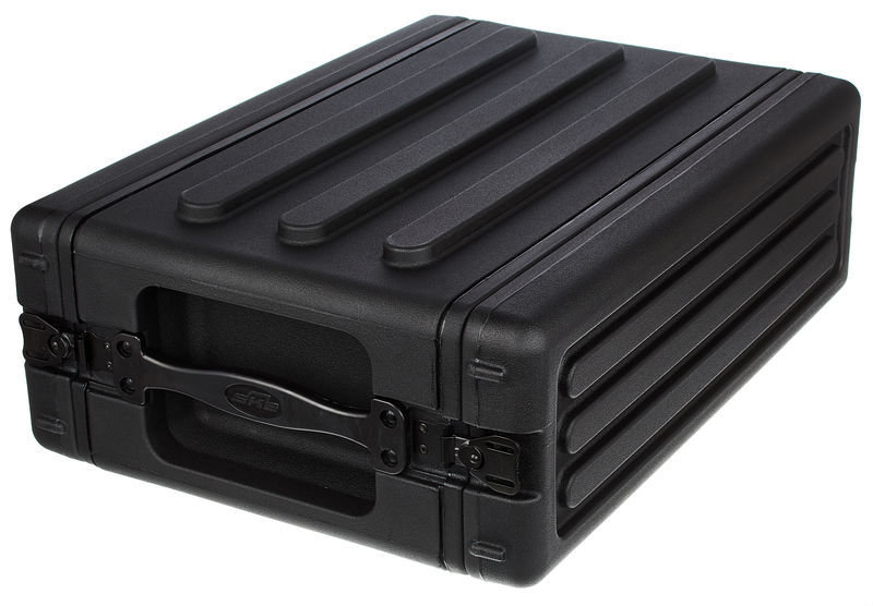 Skb Roto Molded 3u Shallow Rack
