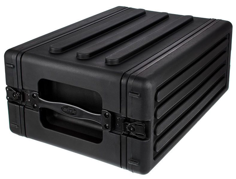 Roto-Molded 4U Shallow Rack SKB