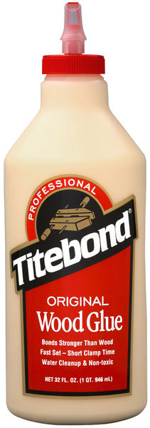 Titebond Glue 506/5 Classic Wood Glue 946ml