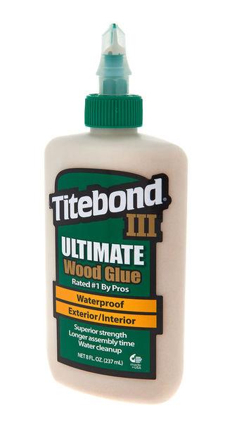 Titebond Glue 141/3 III Ultimate 237ml