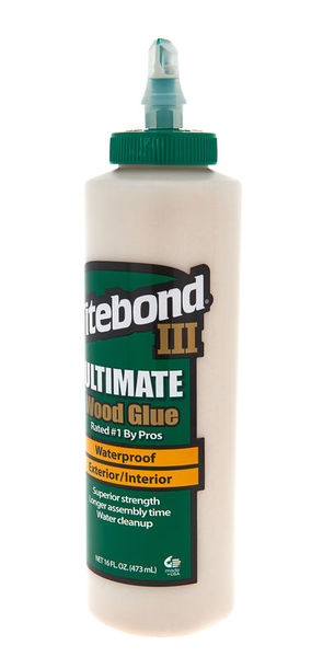 Titebond Glue 141/4 III Ultimate 473ml