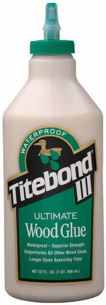 Titebond Glue 141/5 III Ultimate 946ml