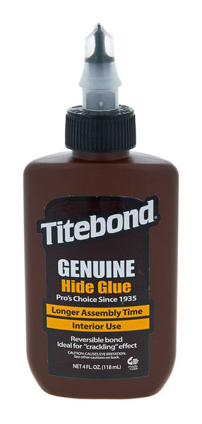 Titebond Glue 501/2 Original Hide Glue 118ml