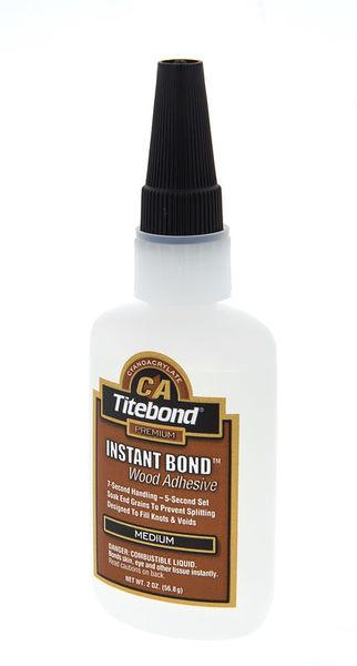 Titebond Glue 621/1 Sekunden-Kleber m 57g