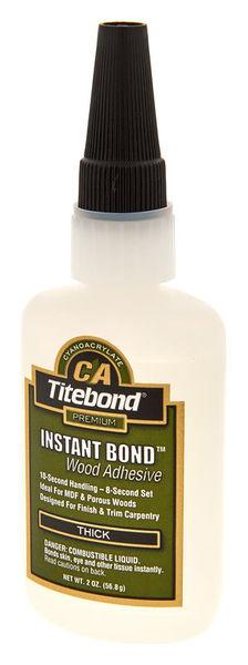 Titebond Glue 622/1 Sekunden-Kleber dick57g