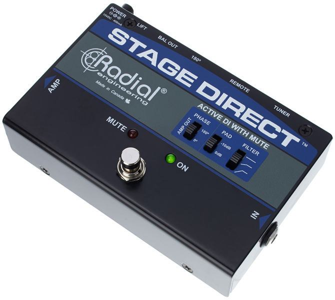 Radial Engineering StageDirect