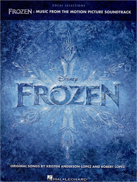 Hal Leonard Frozen for Voice and Piano