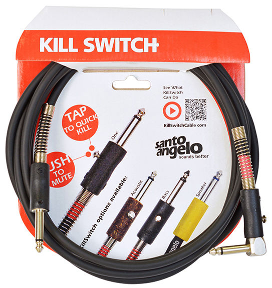 Santo Angelo Killswitch One 20L