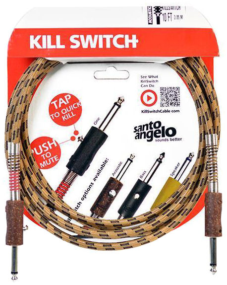 Santo Angelo Killswitch Acoustic 25