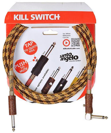 Santo Angelo Killswitch Acoustic 15L