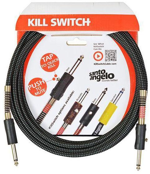 Santo Angelo Killswitch Bass 25