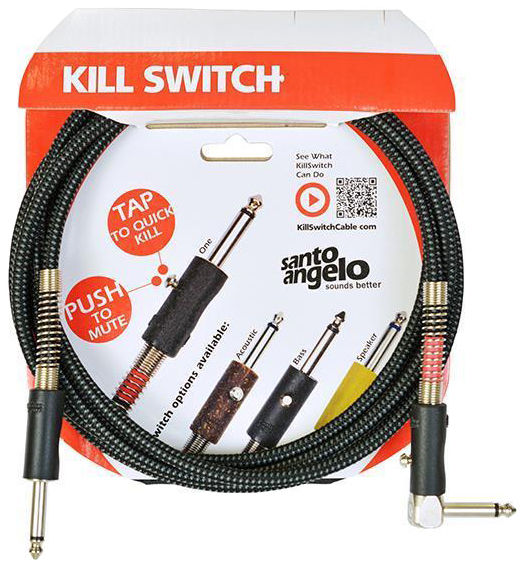Santo Angelo Killswitch Bass 25L