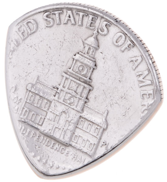 Master Artisan US 1976 Kennedy Dollar Pick