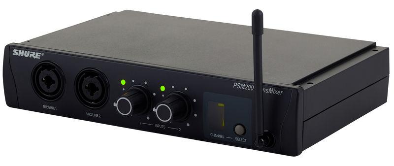 Shure P2T PSM-200 S5