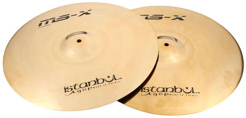 "Istanbul Agop Orchestral Band 18"" MS-X"