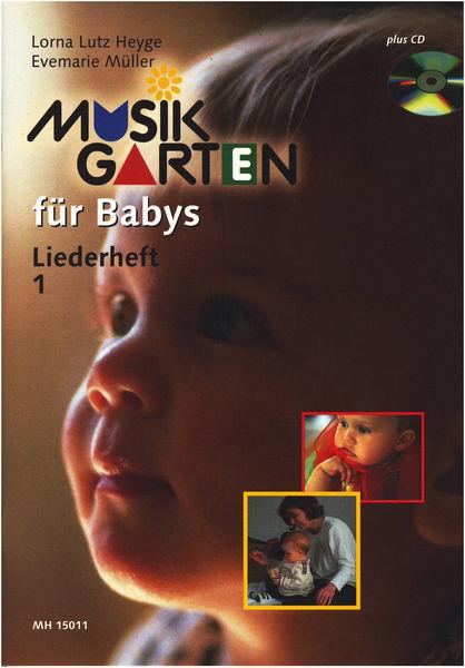 Hohner Verlag Musikgarten Babys 1